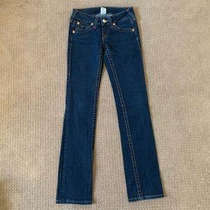 True Religion Billy blue jeans size 26